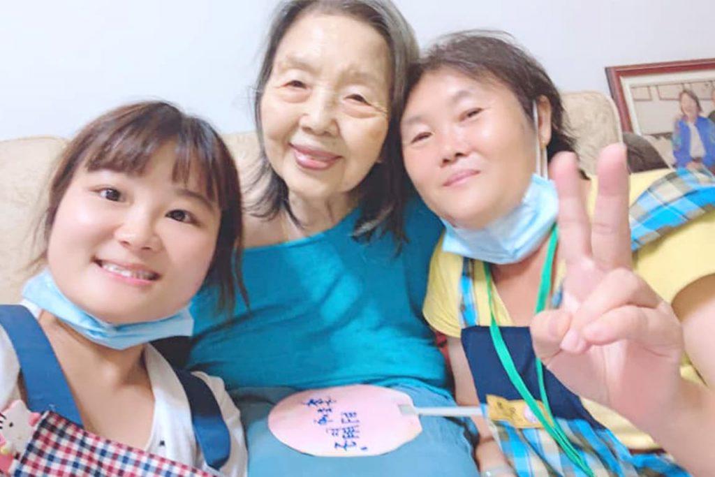 幸福村居家照護案例